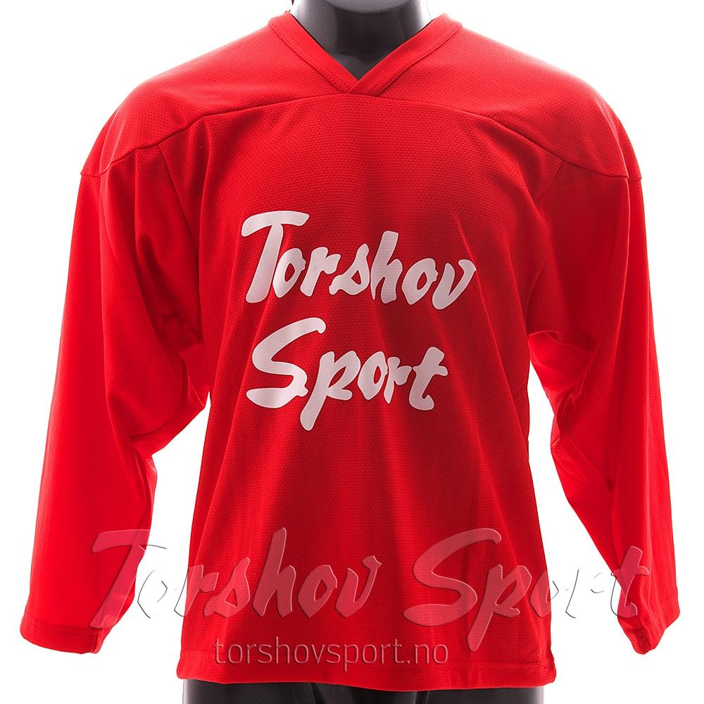 Torshov Sport Hockeydrakt Rød