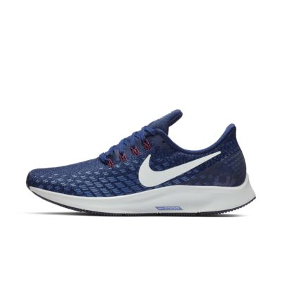 Nike Air Zoom Pegasus 35 Joggesko Dame Blå
