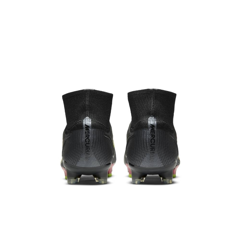 Nike Mercurial Superfly 8 Elite FG Fotballsko Black x Prism Pack