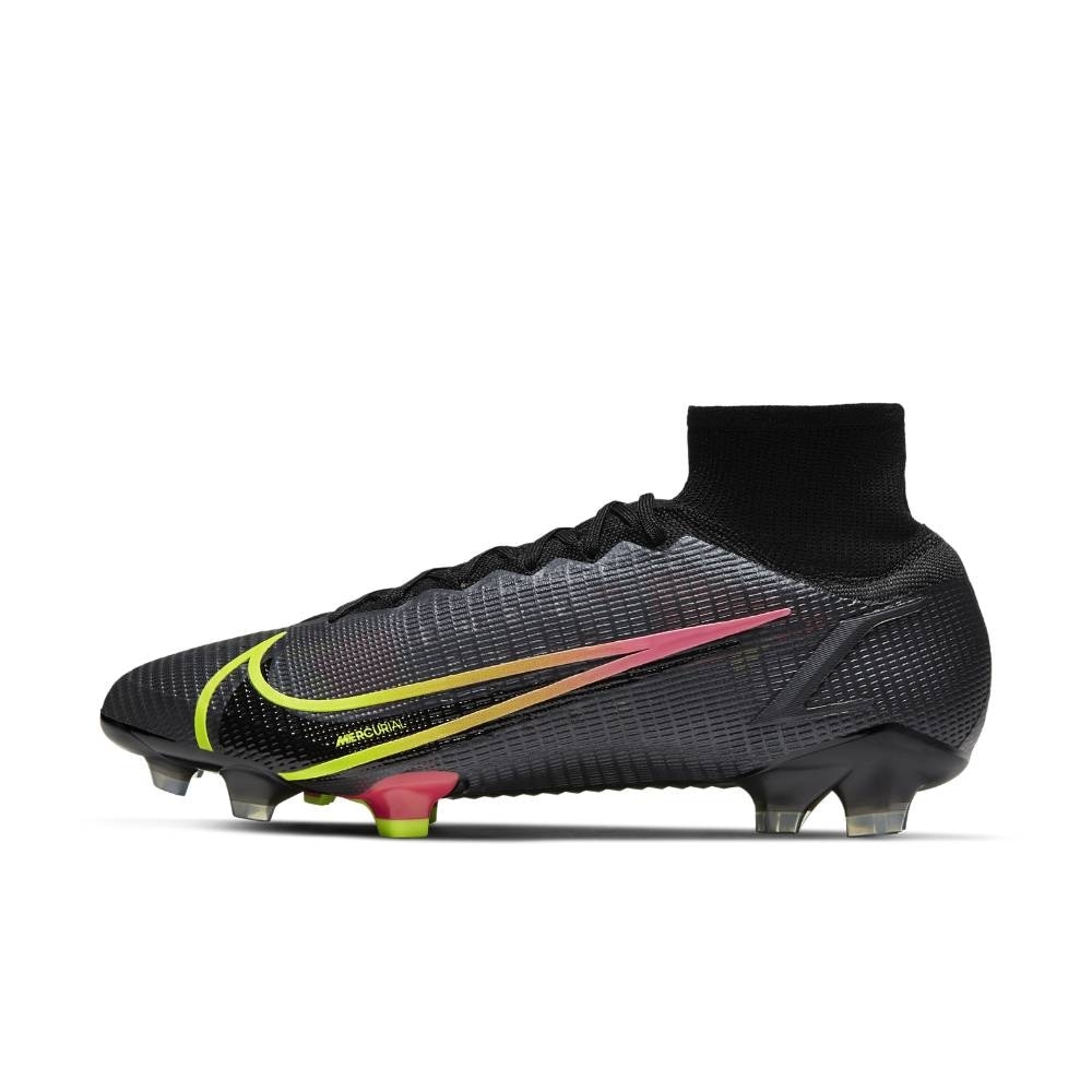Nike Mercurial Superfly 8 Elite FG Fotballsko Black x Prism Pack