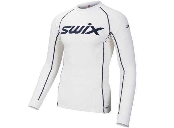 Swix Race X Langermet Trøye Hvit