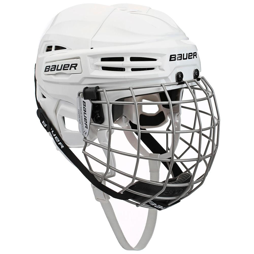 Bauer IMS 5.0 Combo Hockeyhjelm Hvit