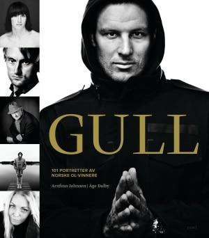 Gyldendal GULL - 101 Portretter av Norske OL-vinnere - Bok