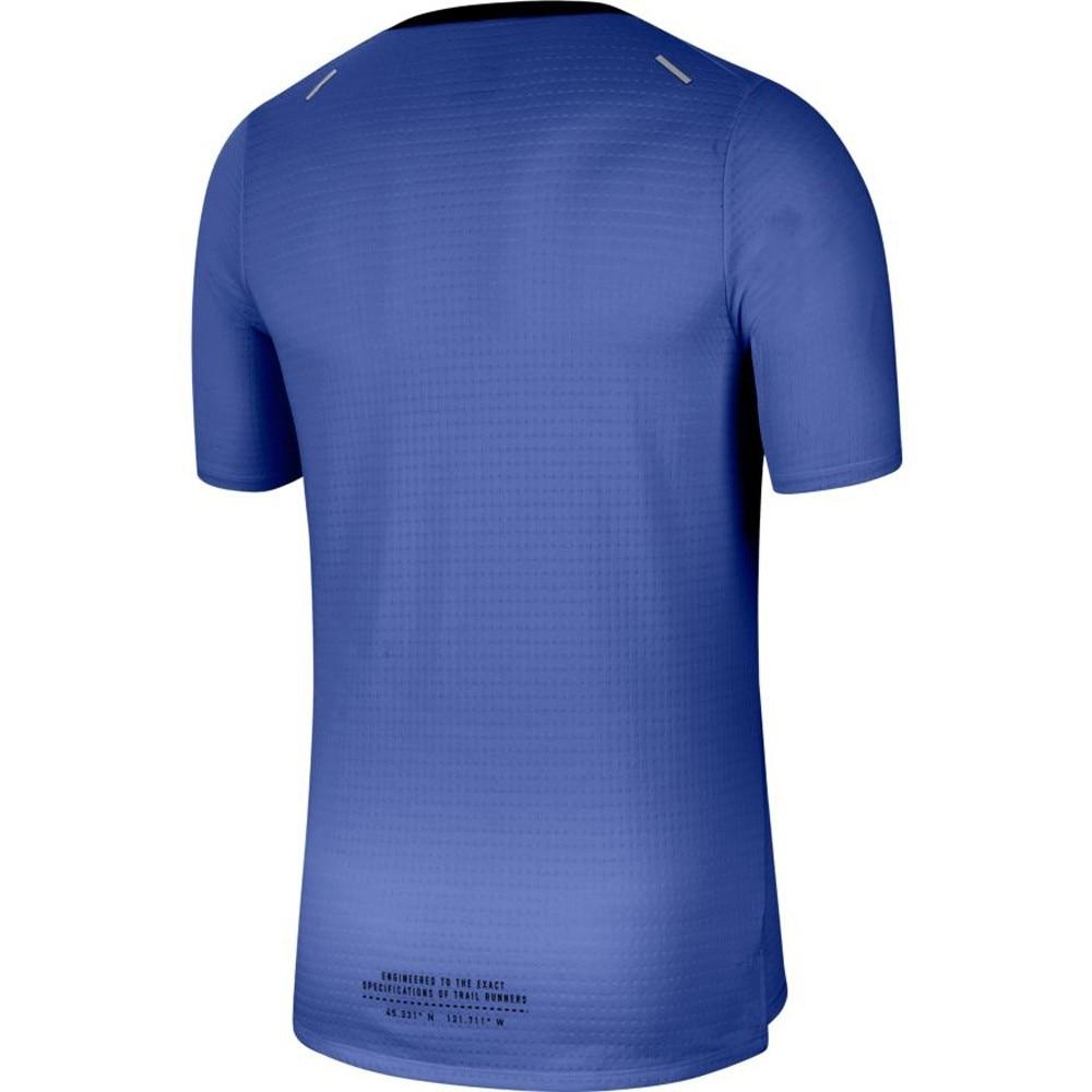 Nike Rise 365 Trail Treningstrøye Herre Blå