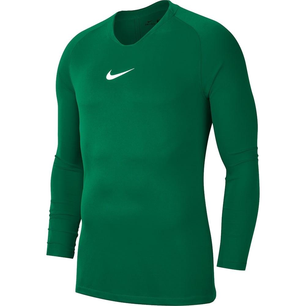 Nike Dri-Fit Park Baselayer Overdel Barn Grønn