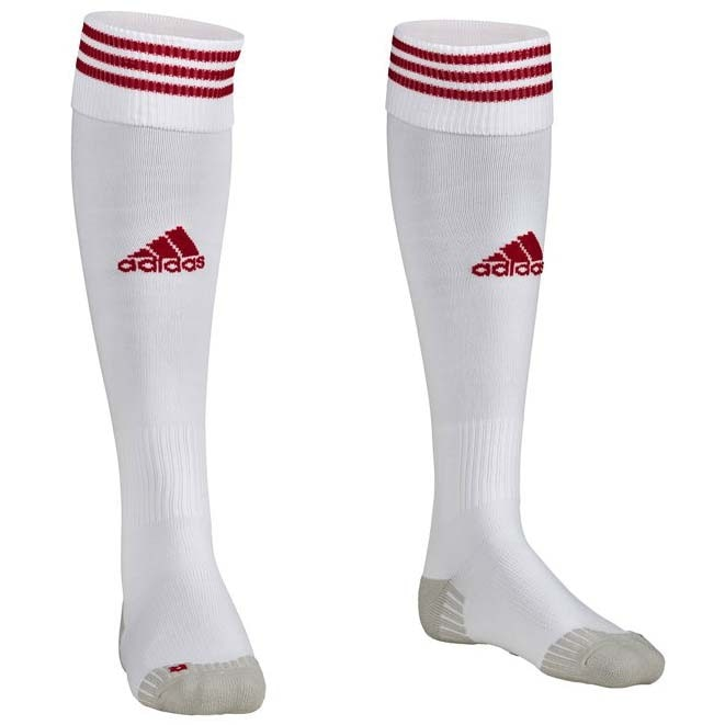 Adidas Adisock 12 Fotballstrømper Hvit/Rød