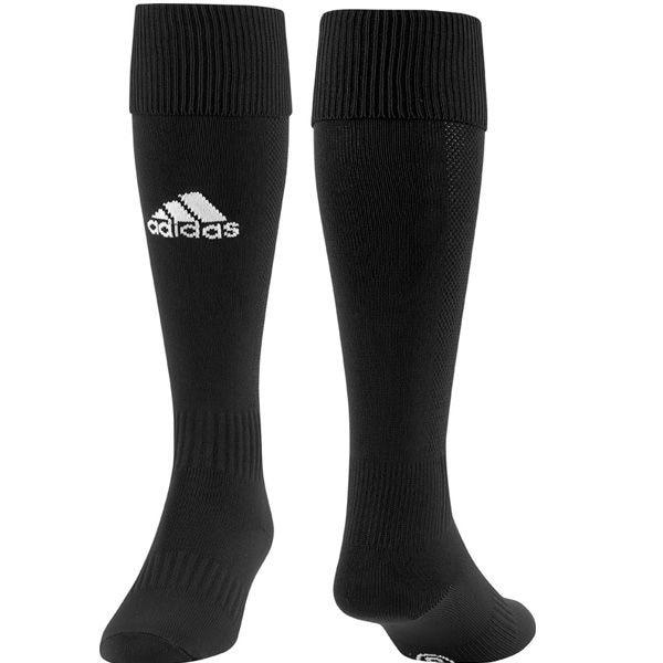 Adidas Milano Sock Fotballstrømper Sort/Hvit