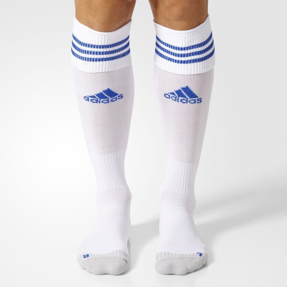 Adidas Adisock 12 Fotballstrømper Hvit/Blå