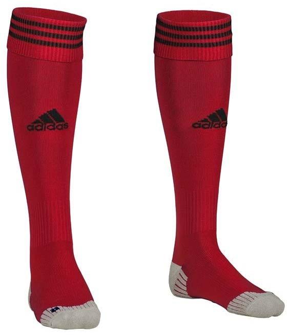 Adidas Adisock 12 Fotballstrømper Rød/Sort
