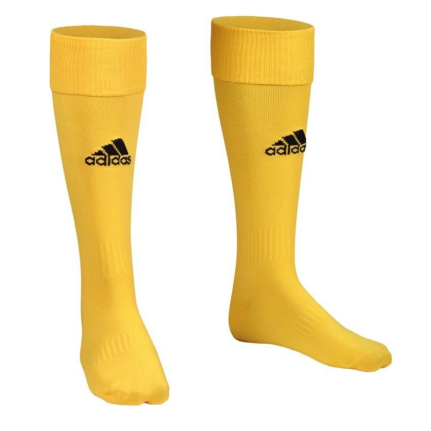 Adidas Milano Sock Fotballstrømper Gul/Sort