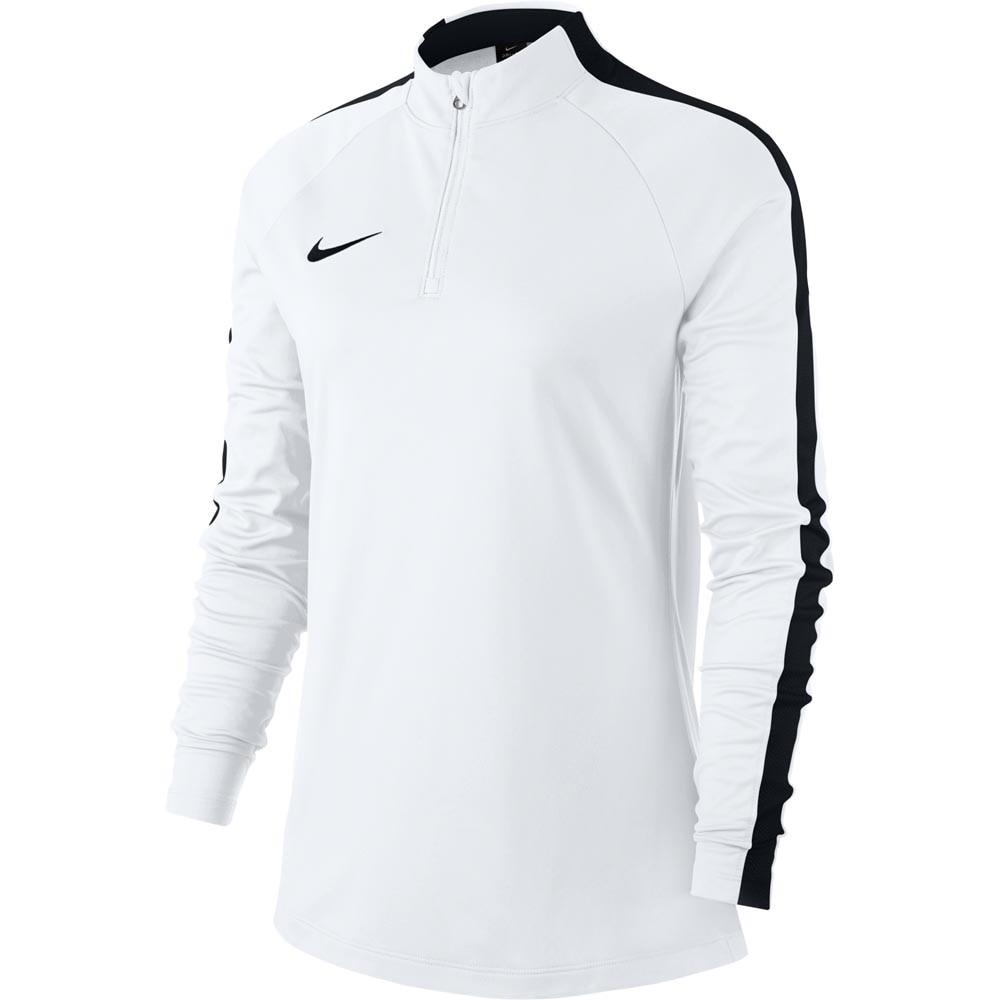 Nike Academy 18 Drill Top Fotballgenser Dame Hvit