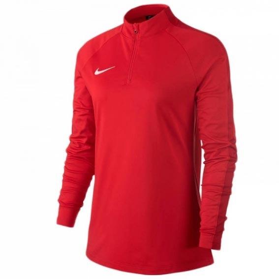 Nike Academy 18 Drill Top Fotballgenser Dame Rød