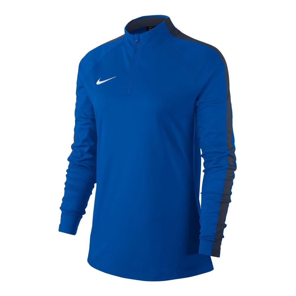 Nike Dry Academy 18 Drill Top Treningsgenser Dame Blå