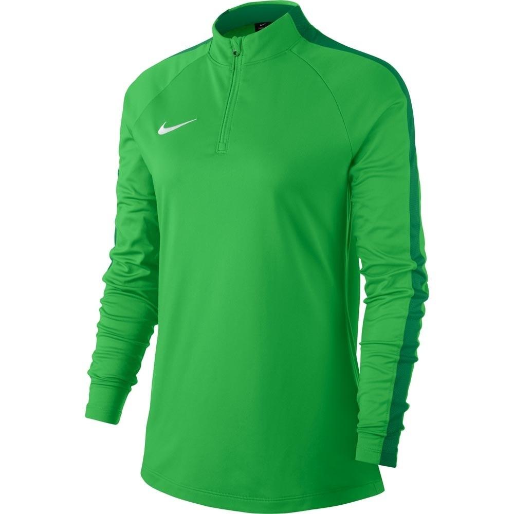 Nike Academy 18 Drill Top Fotballgenser Dame Grønn