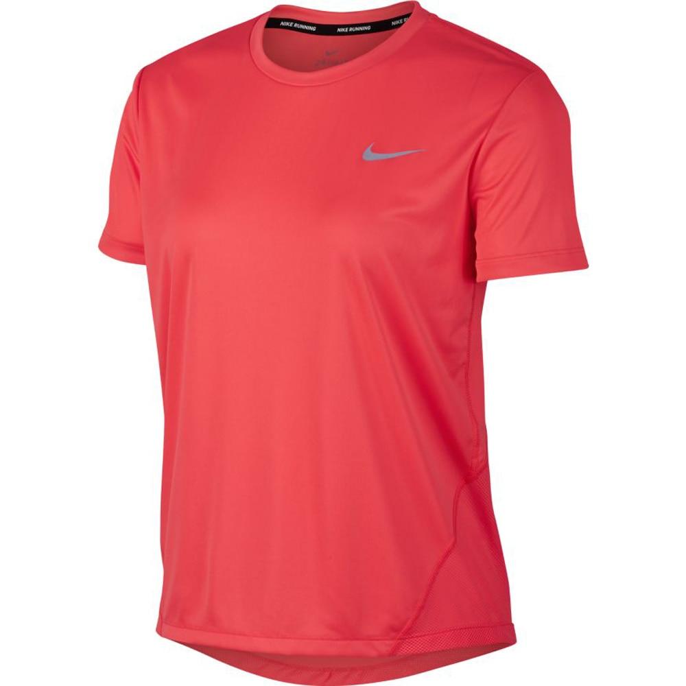 Nike Miler Top Kortermet Løpetrøye Dame