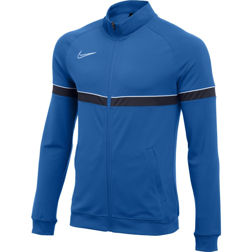 Nike Bergens Svømme Club Treningsjakke blå