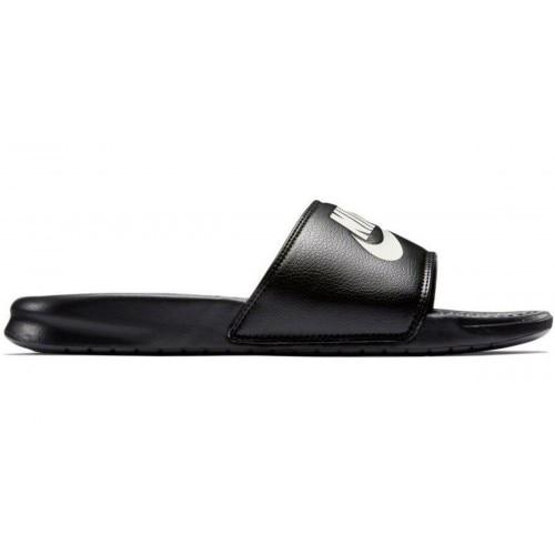 Nike Benassi JDI Sandaler Sort/Hvit