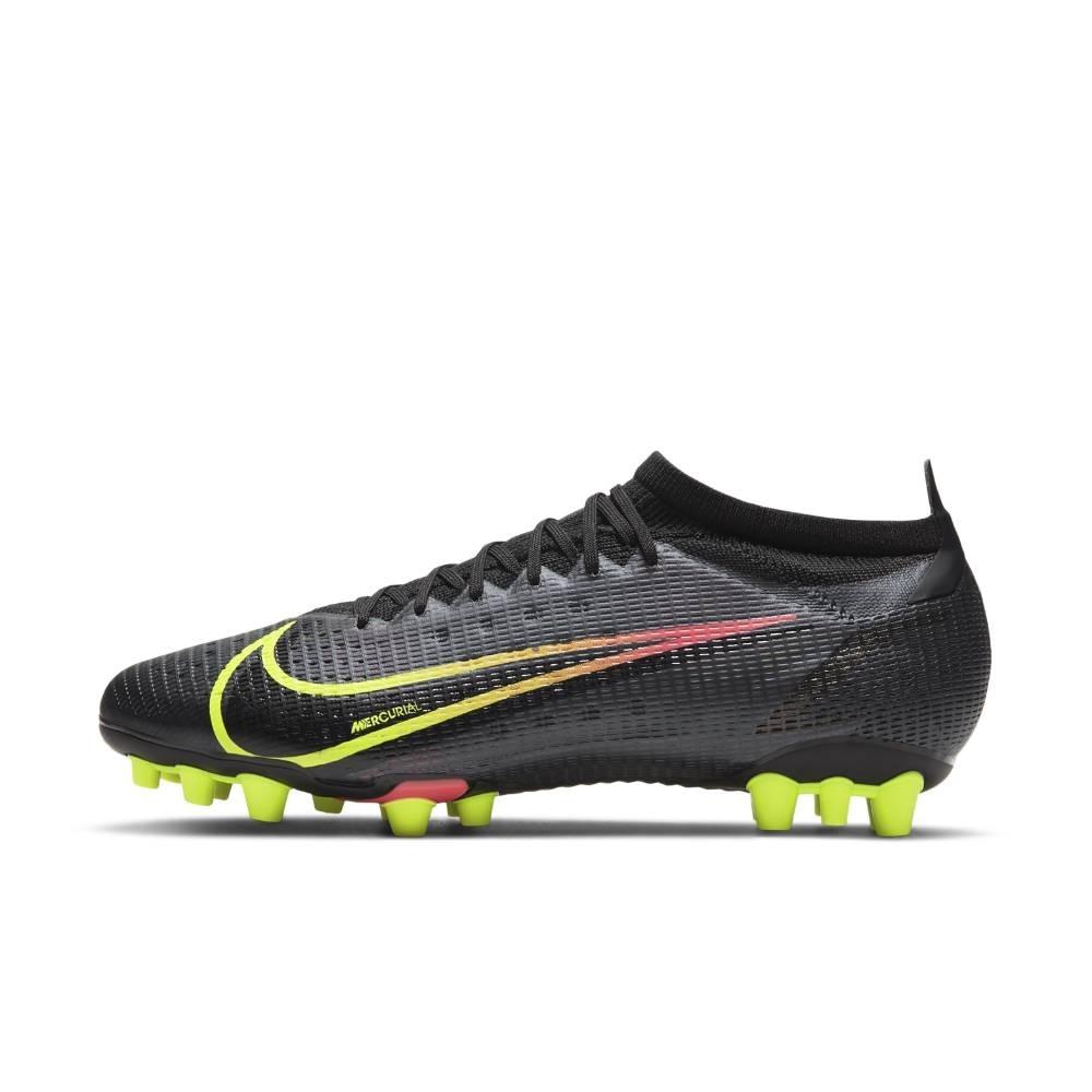 Nike Mercurial Vapor 14 Pro AG Fotballsko Black x Prism Pack