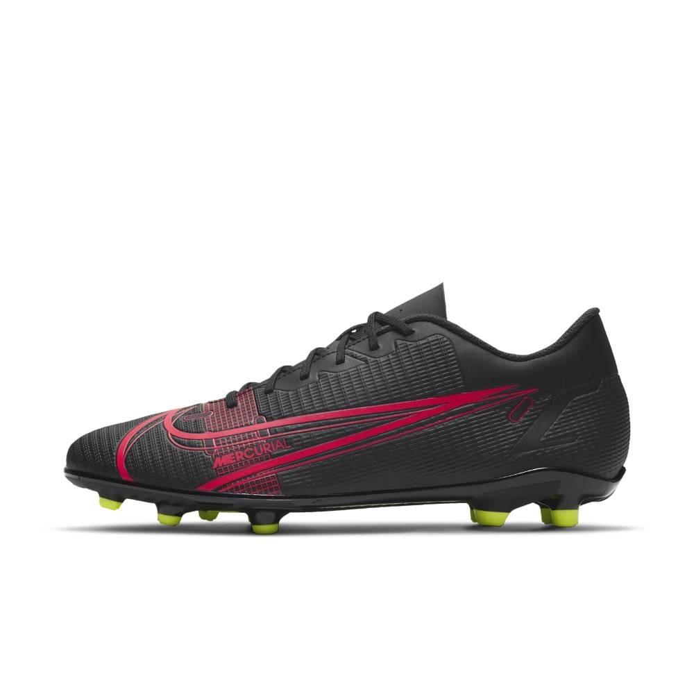 Nike Mercurial Vapor 14 Club FG/MG Fotballsko Black x Prism Pack