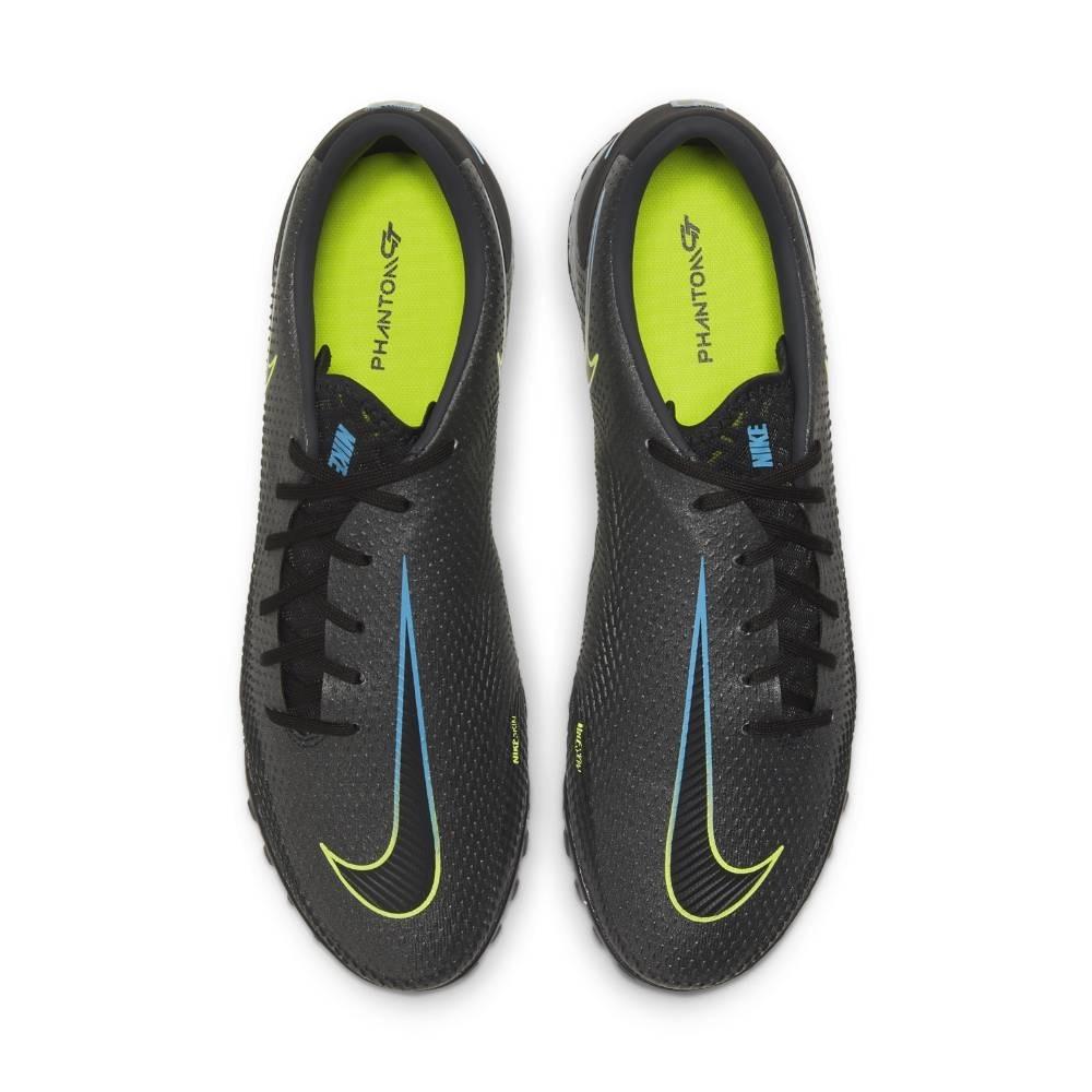 Nike React Phantom GT Pro TF Fotballsko Black x Prism Pack
