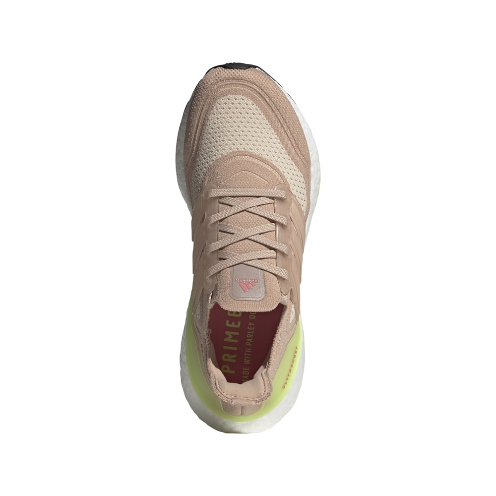 Adidas UltraBoost 21 Joggesko Dame Brun