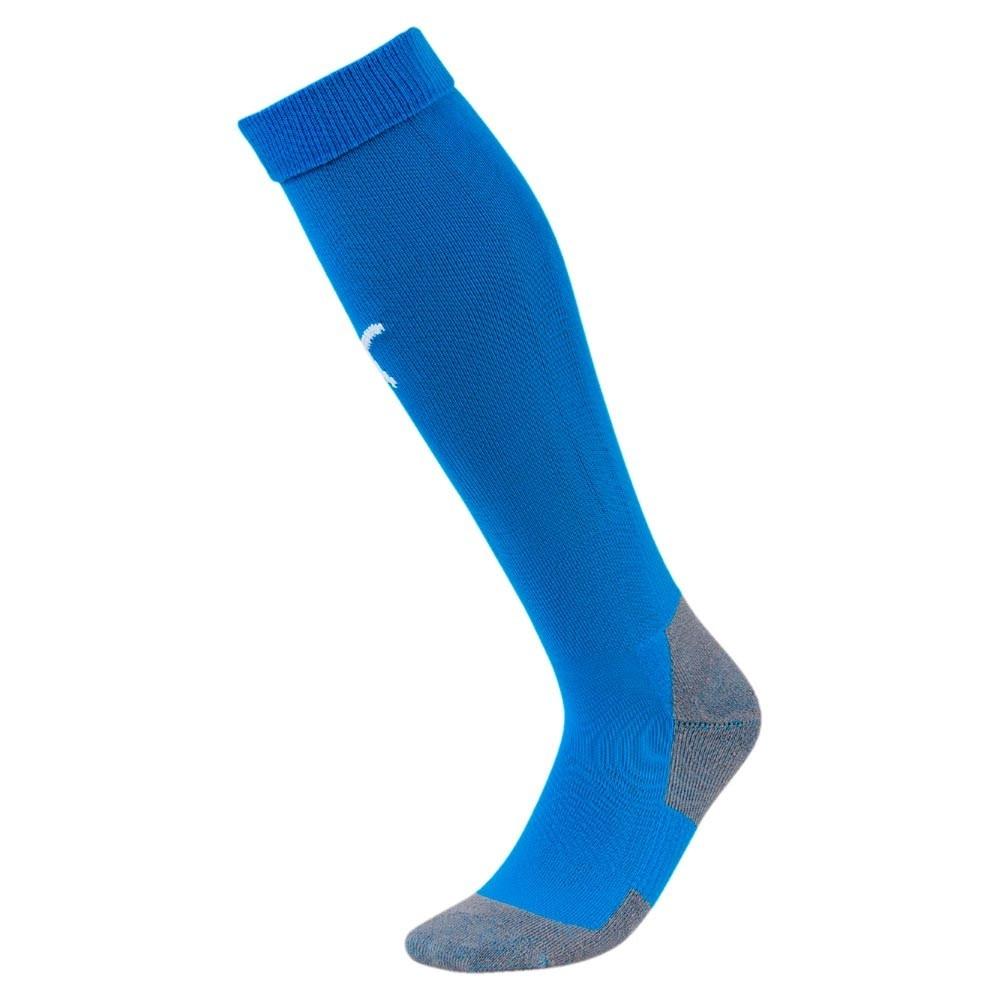 Puma Liga Core Fotballstrømper Blå