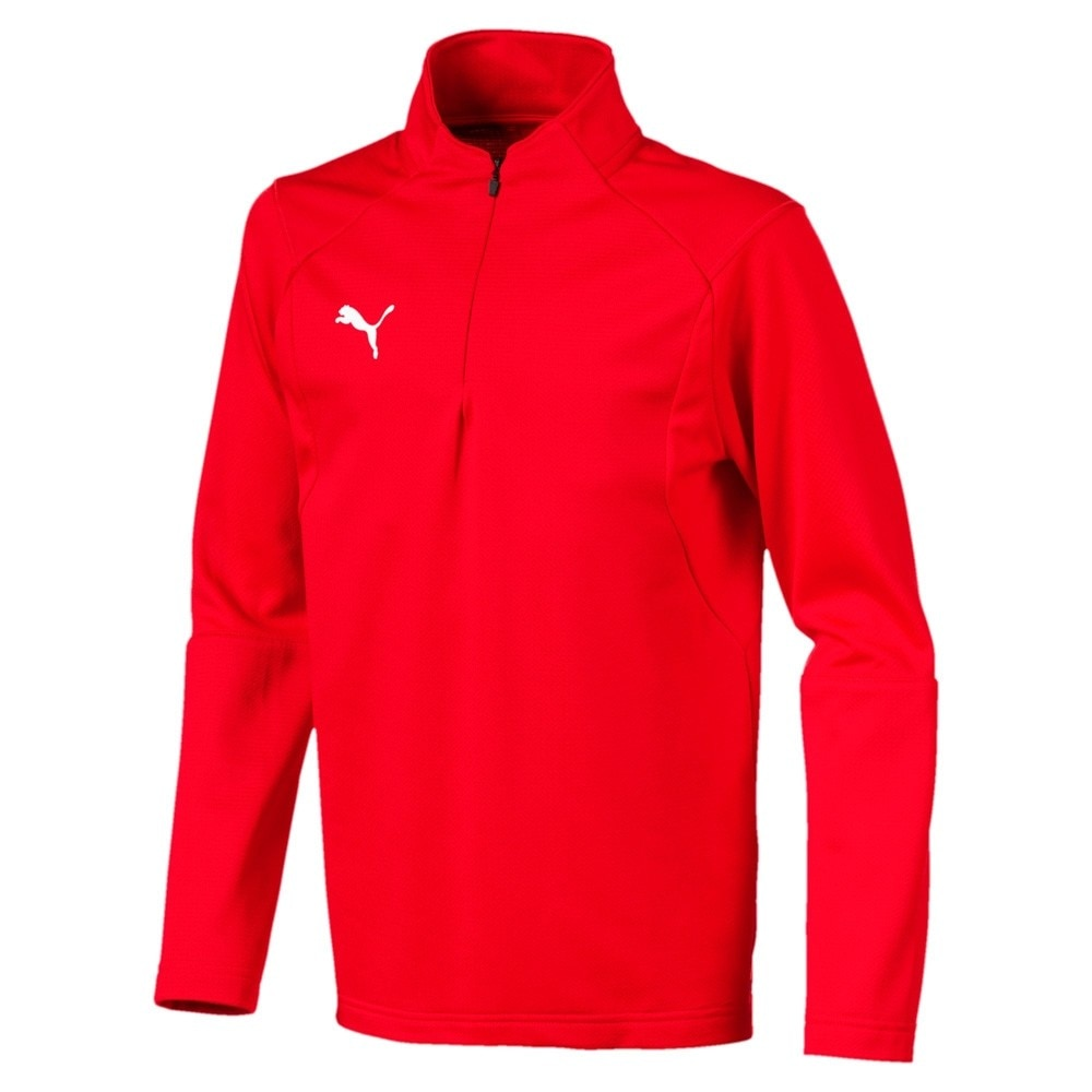 Puma Liga Training 1/4 Zip Treningsgenser Barn