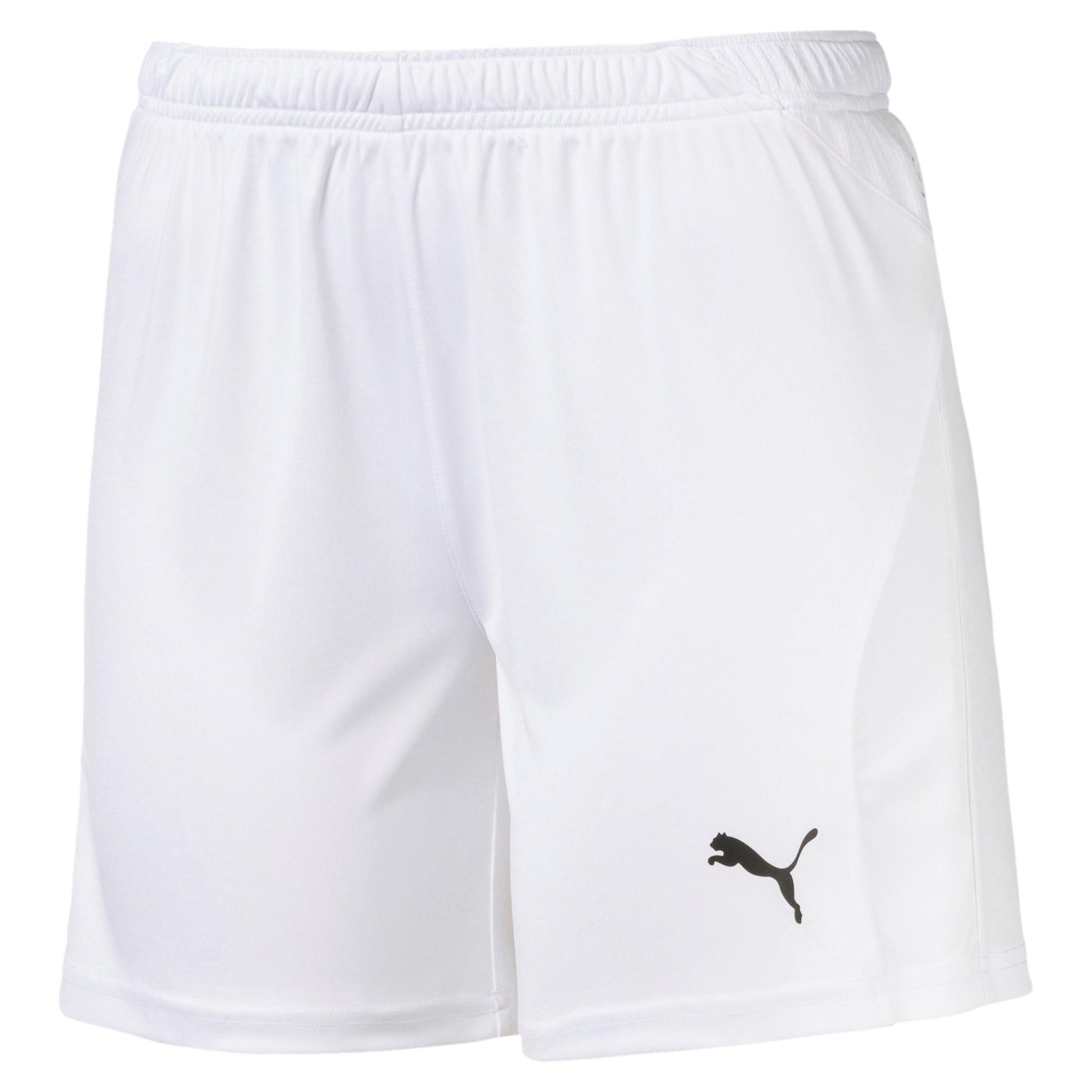 Puma Liga Shorts Dame Hvit