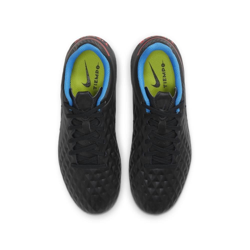 Nike Tiempo Legend 8 Academy MG Fotballsko Barn Black x Prism Pack
