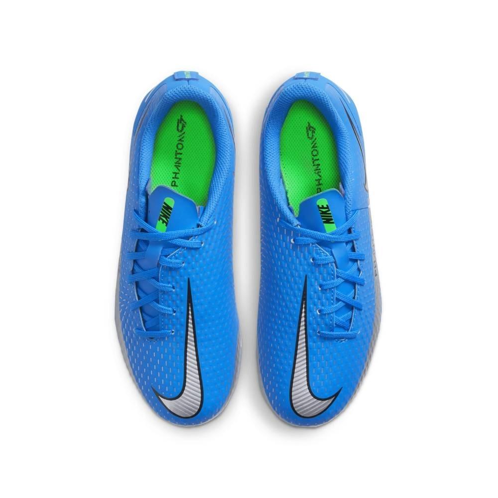 Nike Phantom GT Academy FG/MG Fotballsko Barn Spectrum Pack