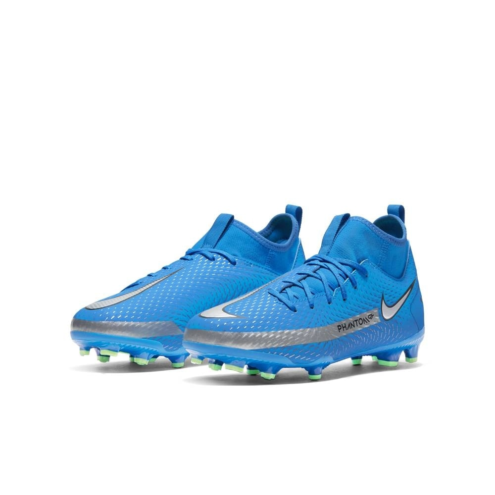 Nike Phantom GT Academy DF FG/MG Fotballsko Barn Spectrum Pack