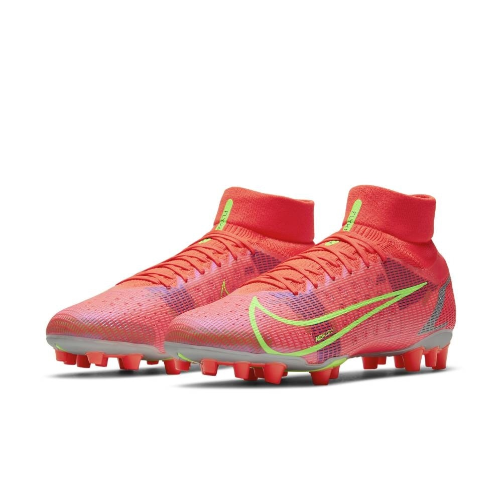 Nike Mercurial Superfly 8 Pro AG Fotballsko Spectrum Pack