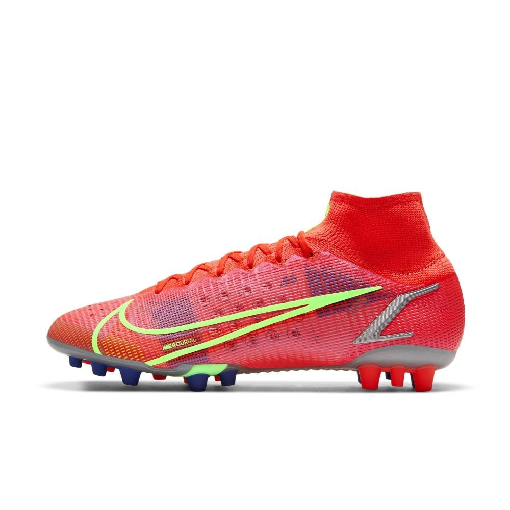 Nike Mercurial Superfly 8 Elite AG Fotballsko Spectrum Pack