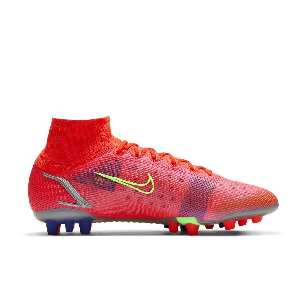 Nike Mercurial Superfly 8 Elite AG Fotballsko Spectrum Pack