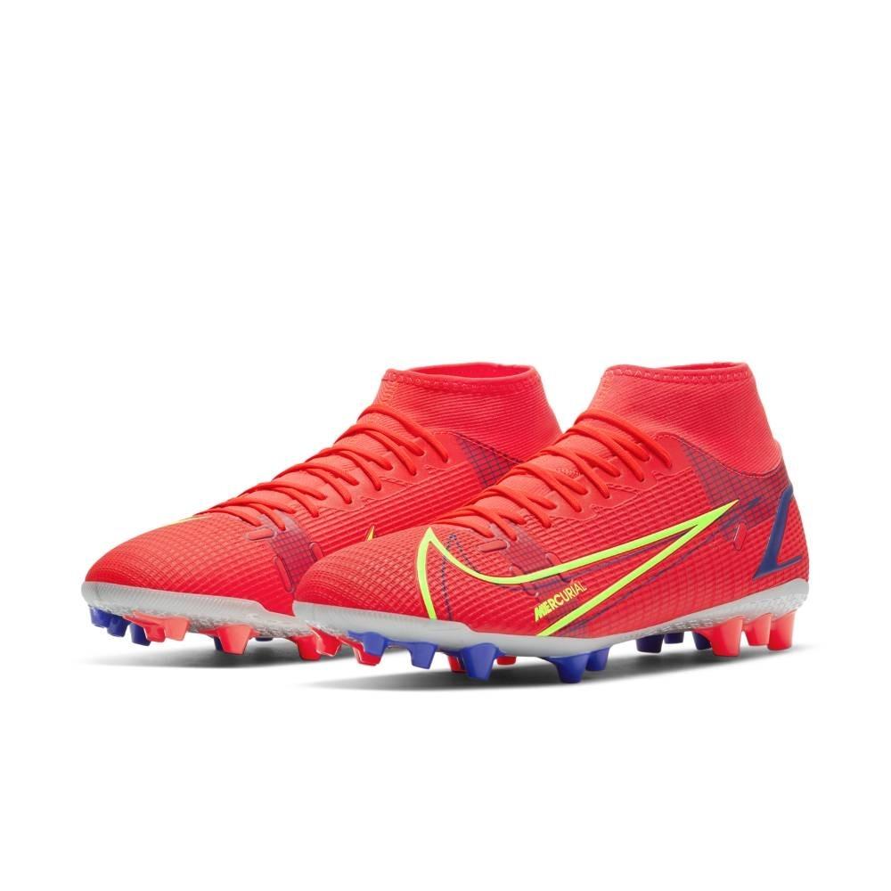 Nike Mercurial Superfly 8 Academy AG-Pro Fotballsko Spectrum Pack