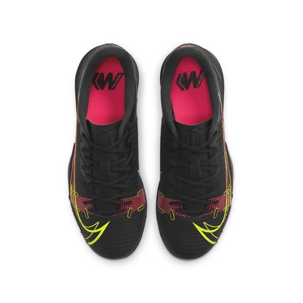 Nike MercurialX Vapor 14 Academy TF Fotballsko Barn Black x Prism Pack