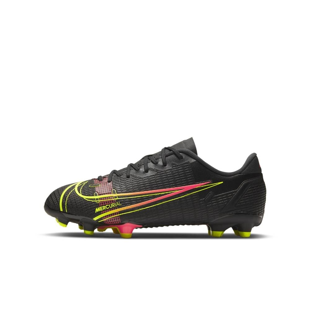 Nike Mercurial Vapor 14 Academy FG/MG Fotballsko Barn Black x Prism Pack