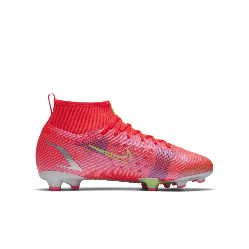Nike Mercurial Superfly 8 Pro FG Fotballsko Barn Spectrum Pack