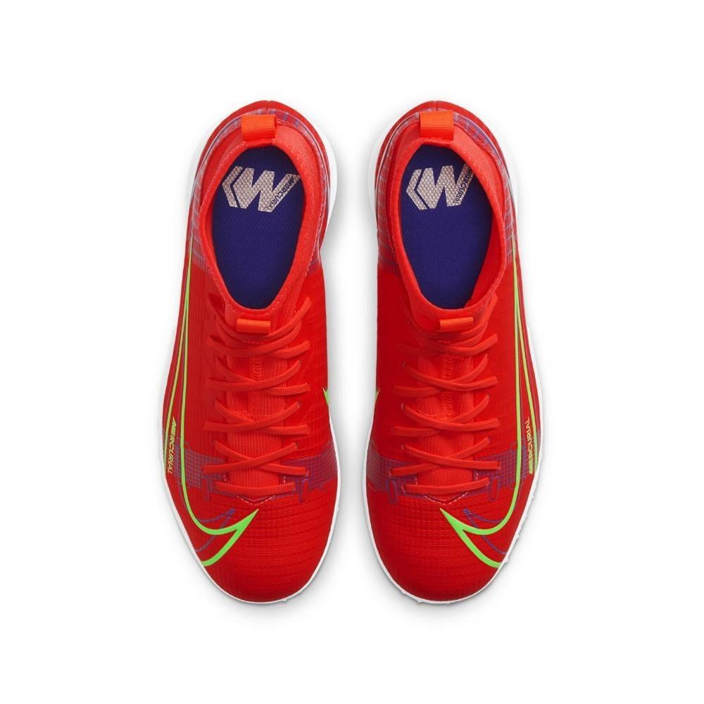 Nike MercurialX Superfly 8 Academy TF Fotballsko Barn Spectrum Pack