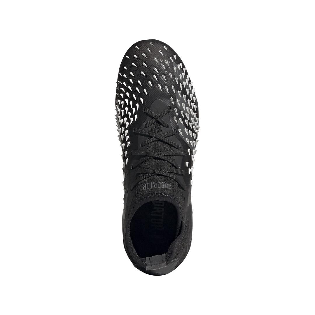 Adidas Predator Freak .1 FG/AG Fotballsko Barn Superstealth Pack
