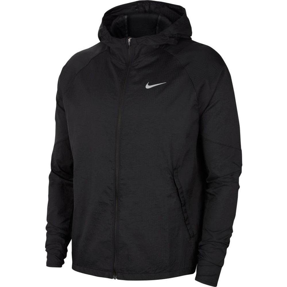 Nike Essential Løpejakke Herre Sort