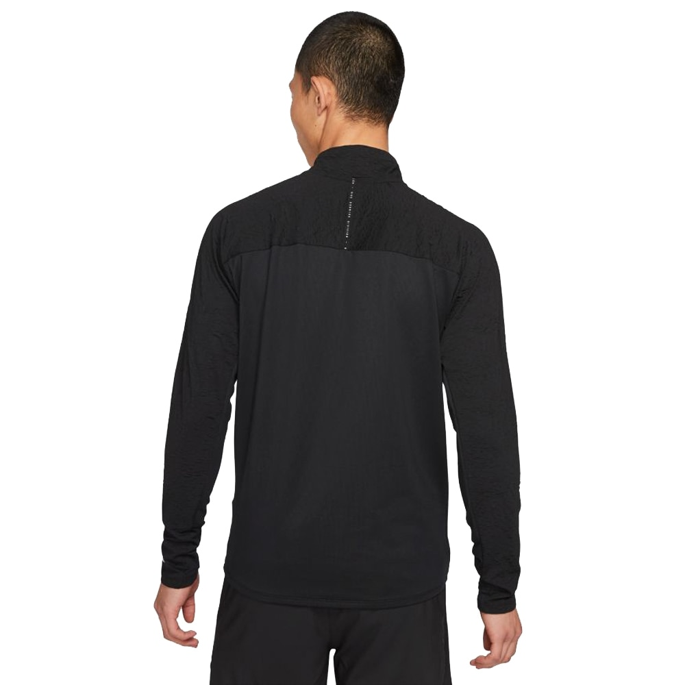 Nike Division Element Treningsgenser Herre Sort