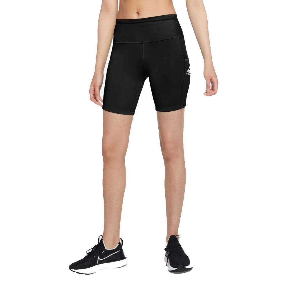 Nike Epic Lux Trail Løpeshorts Dame Sort