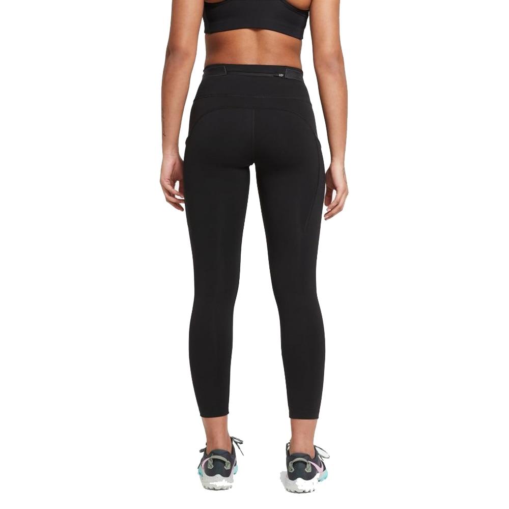 Nike Epic Lux Løpetights Trail Dame Sort