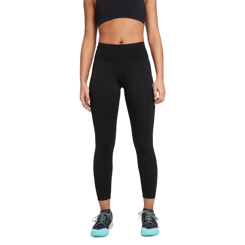 Nike Epic Lux Løpetights Trail Dame Sort