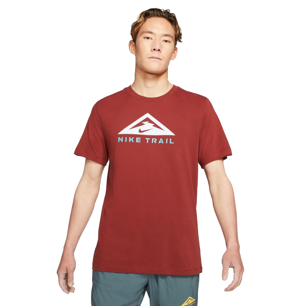Nike Dri-FIT Trail Treningstrøye Herre Brun