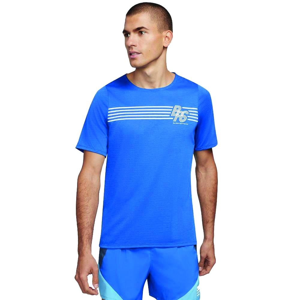 Nike Rise 365 Treningstrøye Blue Ribbon Sport Herre Blå