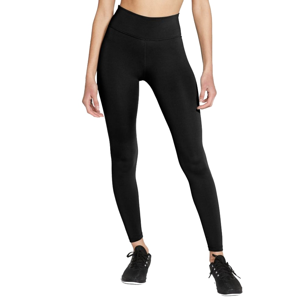 Nike One Tights 2.0 Dame Sort