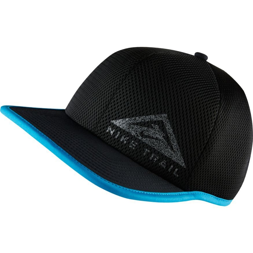 Nike Dry Pro Trail Caps Sort