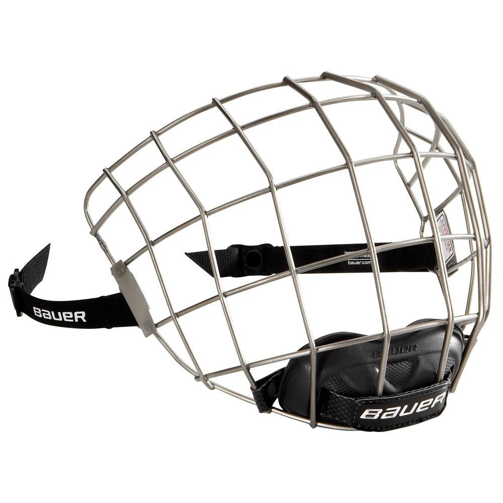 Bauer RE-AKT Hockeyhjelm Gitter